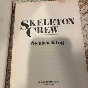 Skeleton Crew. Steven King Book